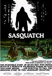 Sasquatch: The Legend of Bigfoot Poster