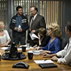 Katherine Heigl, Gerard Butler, John Michael Higgins, Cheryl Hines, Nick Searcy, and Bree Turner in The Ugly Truth (2009)