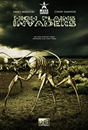High Plains Invaders Poster