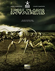Movies free with prime High Plains Invaders Canada [2k]
