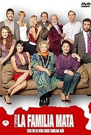 La familia Mata Poster