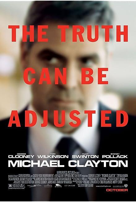 Film: Avukat - Michael Clayton