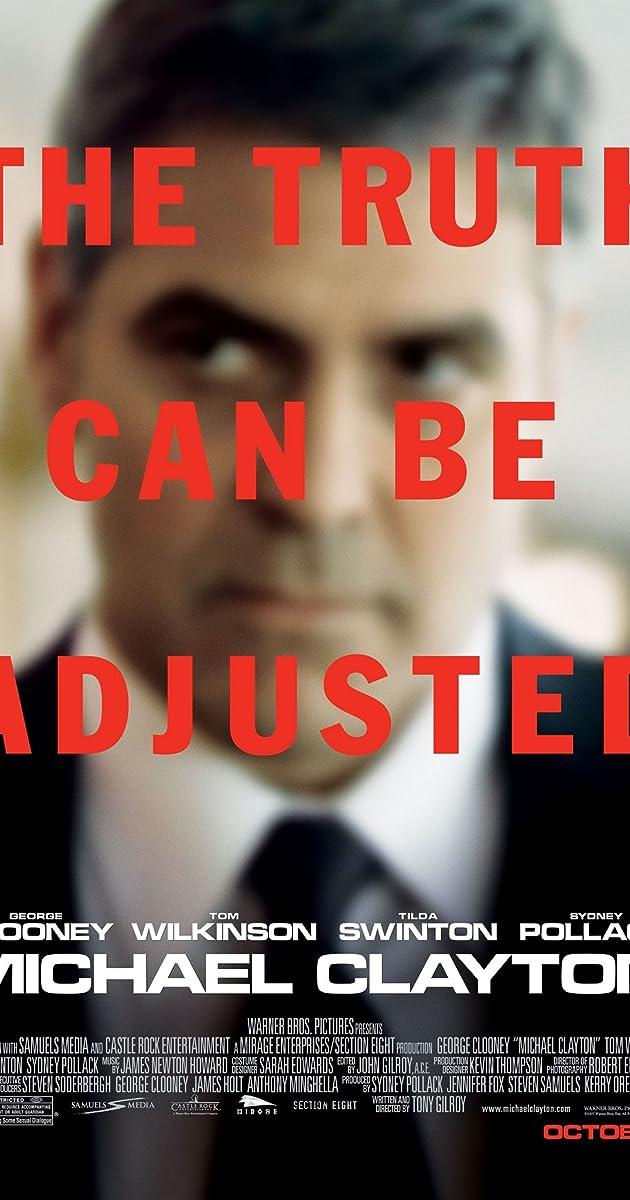 Subtitle of Michael Clayton