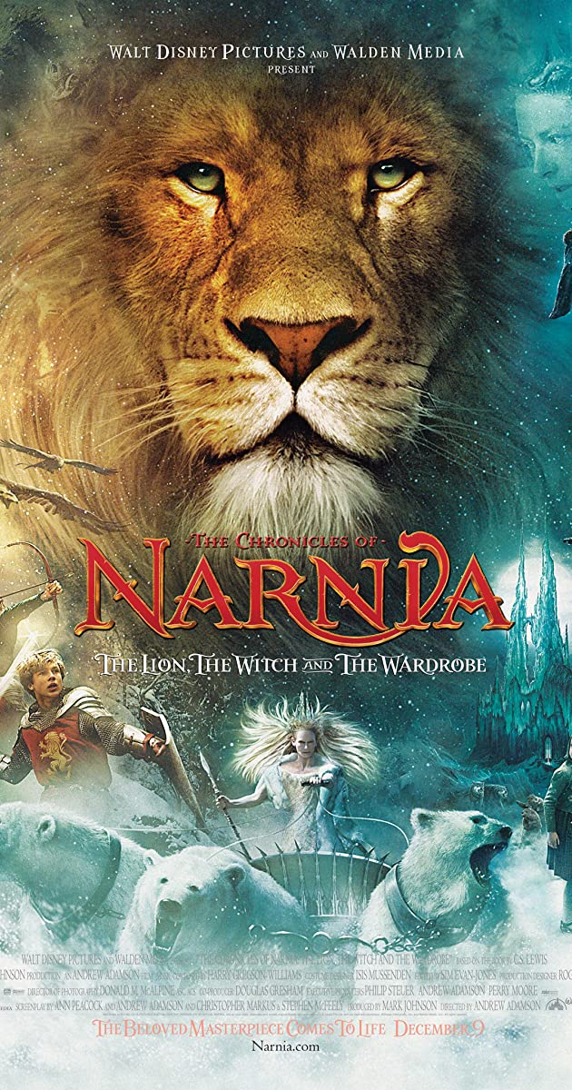Free Download The Chronicles of Narnia: The Lion, the Witch and the Wardrobe Full Movie