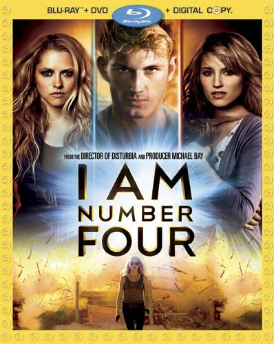 Alex Pettyfer, Dianna Agron, and Teresa Palmer in I Am Number Four (2011)