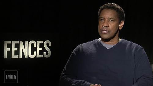 Denzel Washington and Viola Davis on Family in 'Fences'