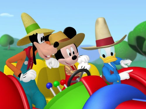 Mickey Mouse Clubhouse Mickey And Donald Have A Farm Tv Episode 2012 Imdb