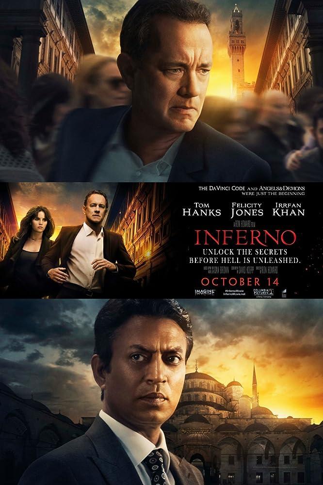 Inferno (2016) Hindi Dubbed