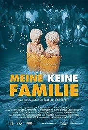 Meine keine Familie Poster