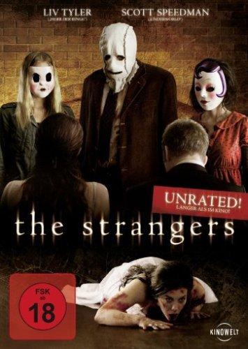 Liv Tyler, Scott Speedman, Laura Margolis, Kip Weeks, and Gemma Ward in The Strangers (2008)