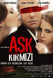 Ask Kirmizi Poster