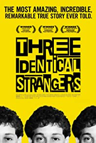 Primary photo for Three Identical Strangers