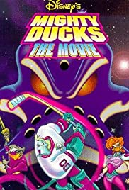 Mighty Ducks the Movie: The First Face-Off Poster