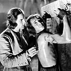 Errol Flynn and Ross Alexander in Captain Blood (1935)