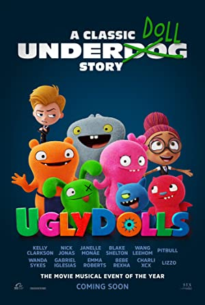 Uglydolls full movie streaming