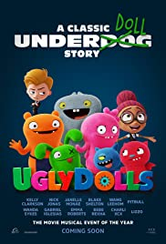 Play or Watch Movies for free UglyDolls (2019)