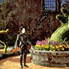 Edward and the topiary
