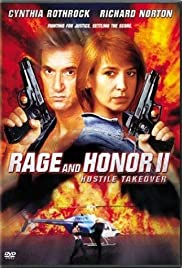 Rage and Honor II(1993) Poster - Movie Forum, Cast, Reviews