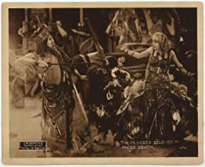 D.W. Griffith The Fall of Babylon Movie