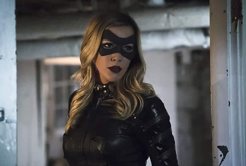 Katie Cassidy in Arrow 2012