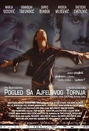 Pogled sa Ajfelovog tornja Poster