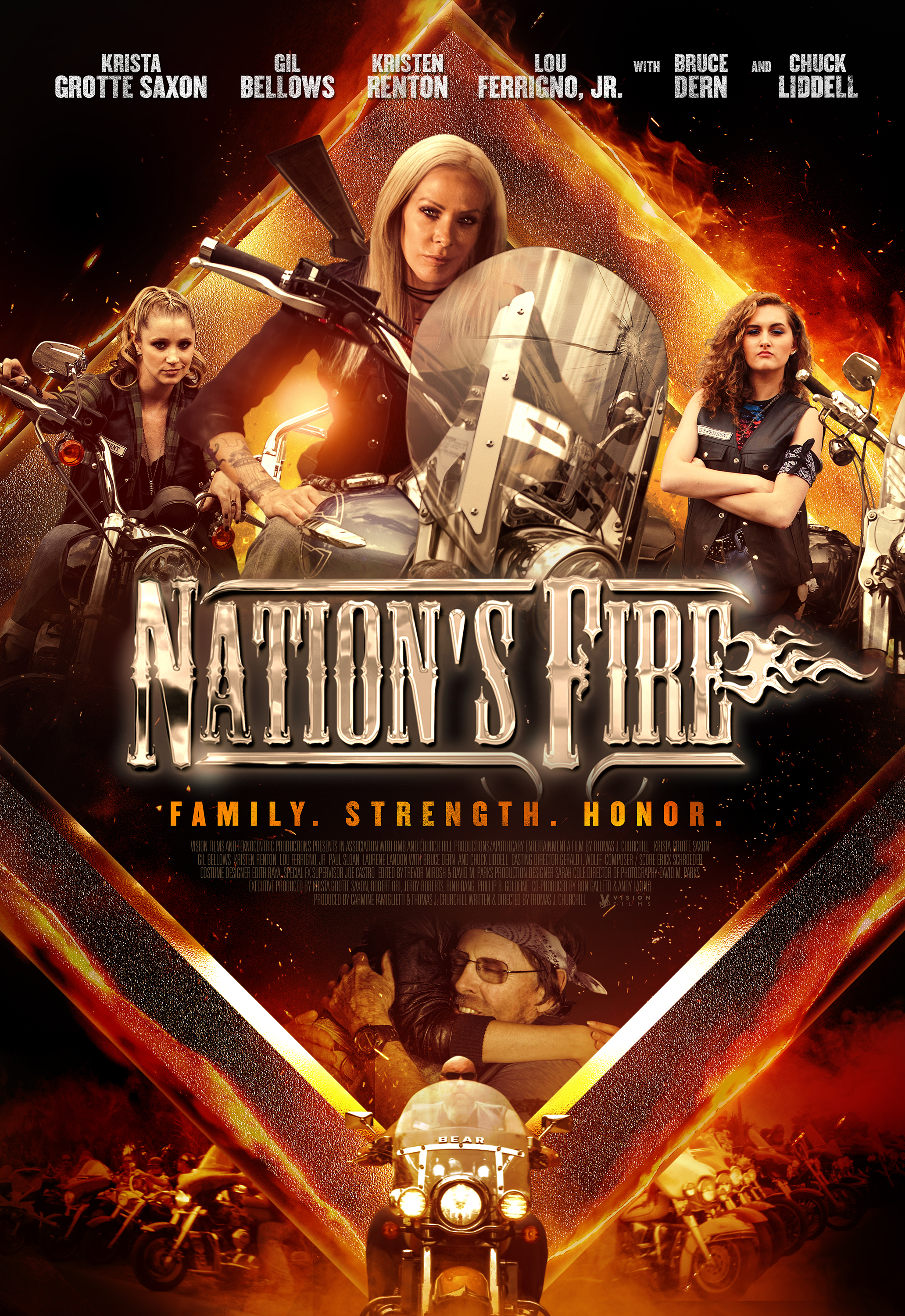 Nation's Fire