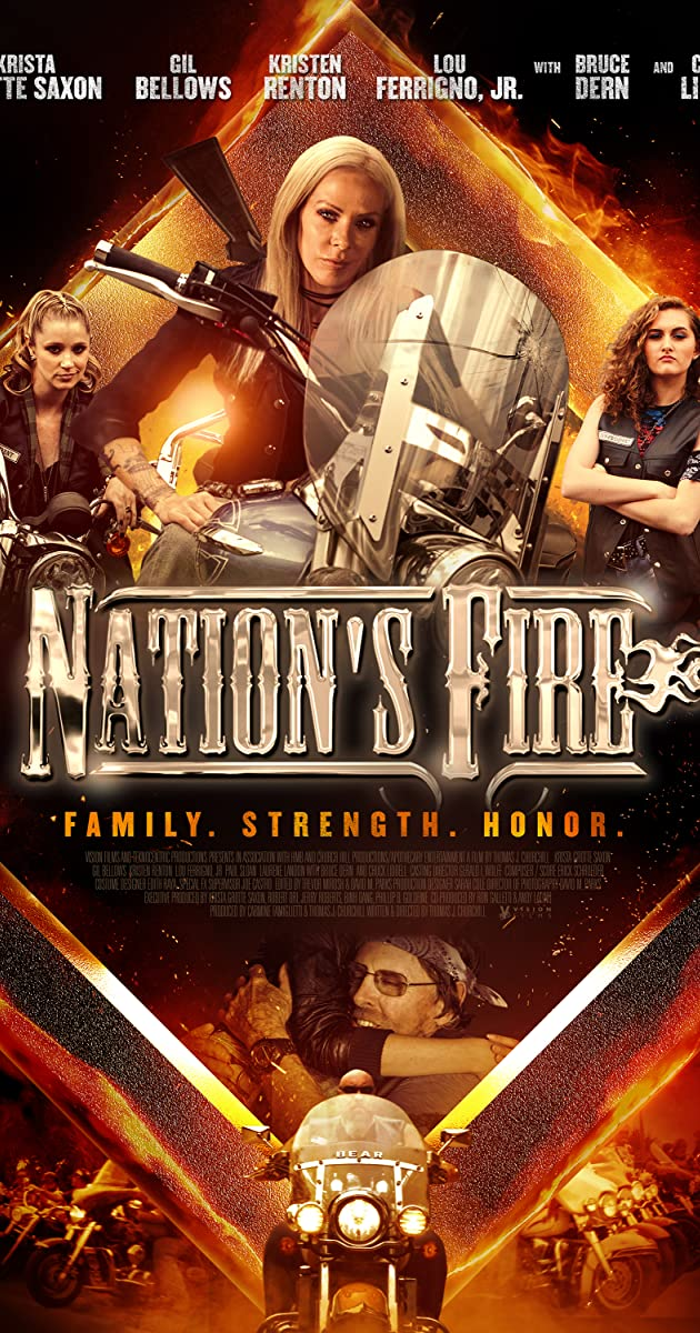 Subtitle of Nation's Fire