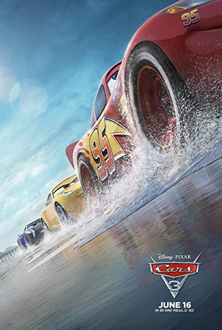 Cars 3 (2017) Dual Audio Blu-Ray - 480P   720P - x264 - 300MB   950MB - Download & Watch Online  Movie Poster - mlsbd