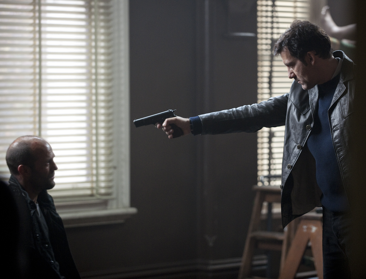 Jason Statham and Clive Owen in Killer Elite (2011)