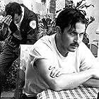 Jason London and Todd Field in Broken Vessels (1998)