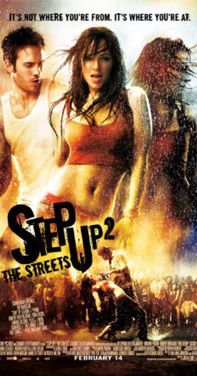 Subtitle of Step Up 2: The Streets