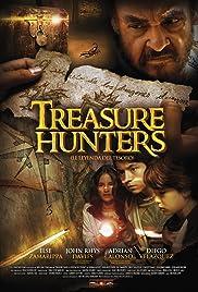 Treasure Hunters Poster