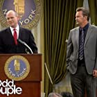 Matthew Perry and Rich Eisen in The Odd Couple (2015)