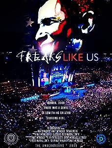 Movies the watch Freaks Like Us [Bluray]