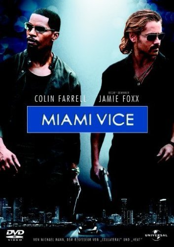 Jamie Foxx and Colin Farrell in Miami Vice (2006)