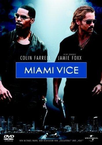 Jamie Foxx and Colin Farrell in Miami Vice (2006)