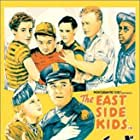 Mary Ainslee, David Gorcey, Leo Gorcey, Donald Haines, Kenneth Harlan, Bobby Jordan, and Bobby Stone in Pride of the Bowery (1940)