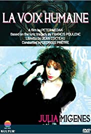 La voix humaine(1990) Poster - Movie Forum, Cast, Reviews
