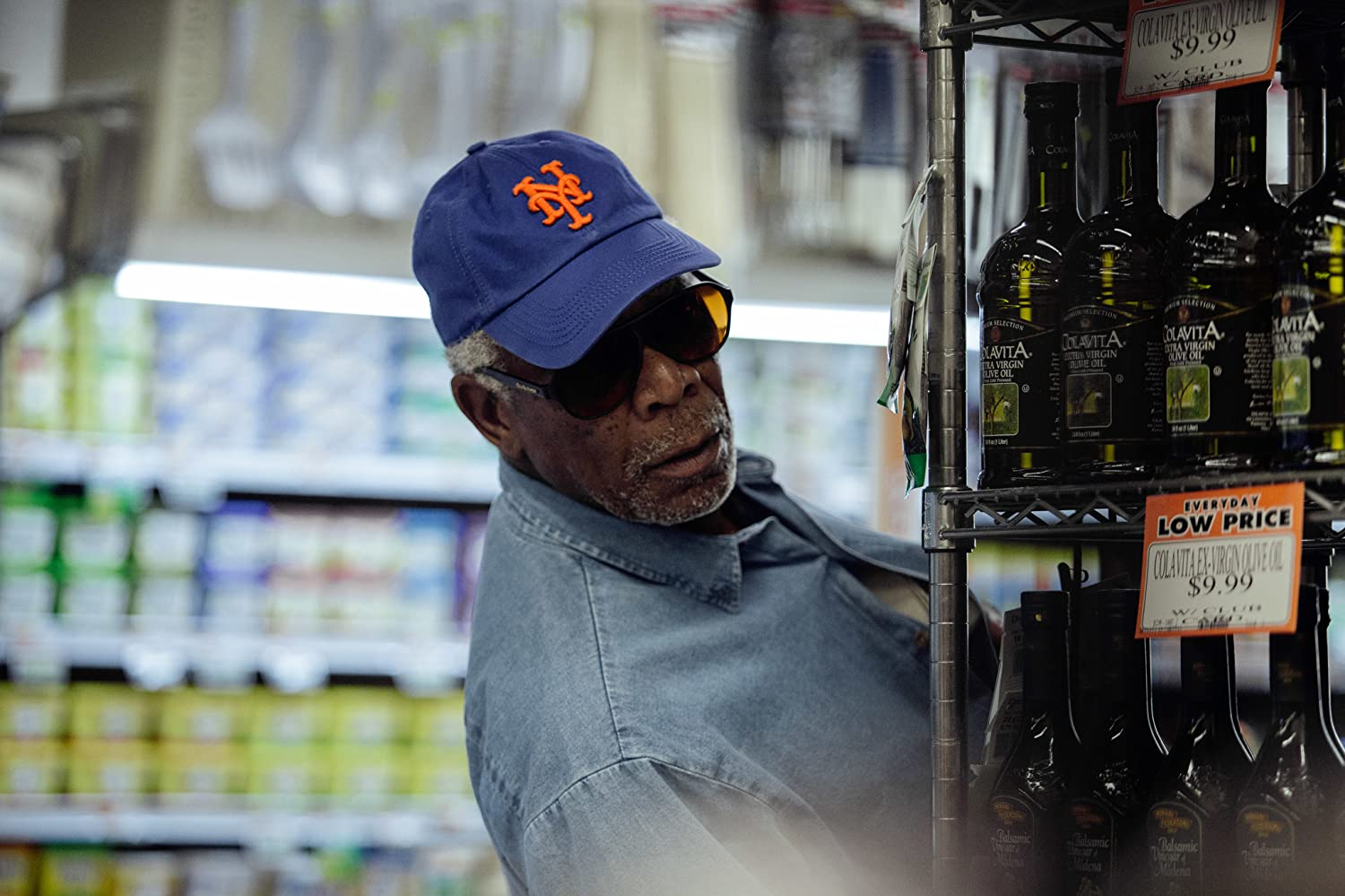 Morgan Freeman in Going in Style (2017)