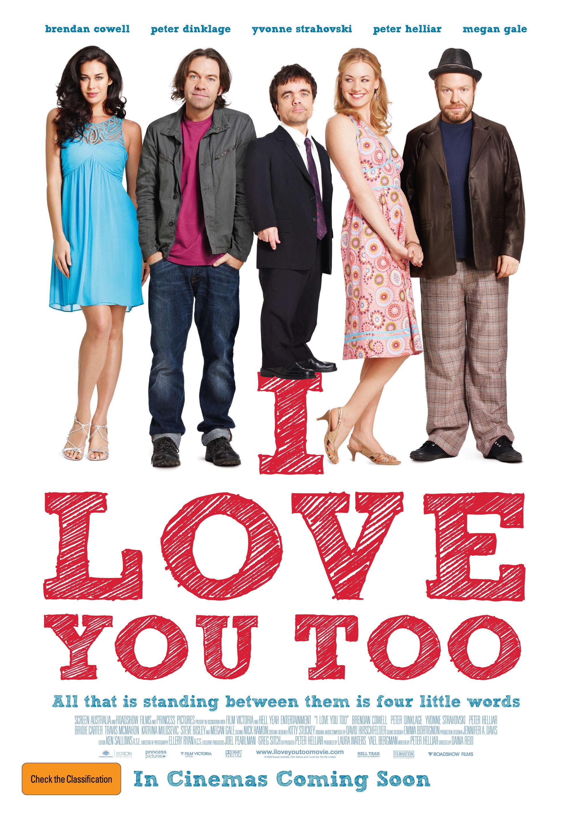 I Love You Too 2010 Imdb