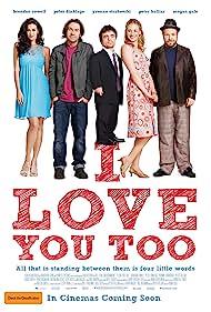 Brendan Cowell, Peter Dinklage, Megan Gale, Peter Helliar, and Yvonne Strahovski in I Love You Too (2010)