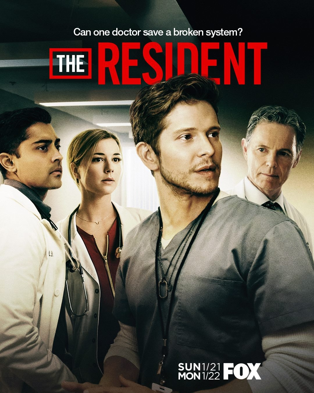 Image result for the resident