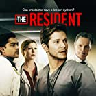 Matt Czuchry, Bruce Greenwood, Emily VanCamp, and Manish Dayal in The Resident (2018)