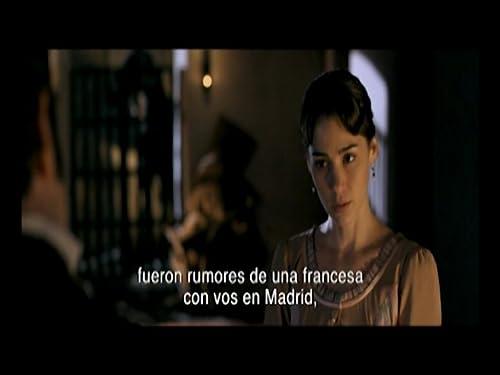 Paula Reca in Feature Film Belgrano