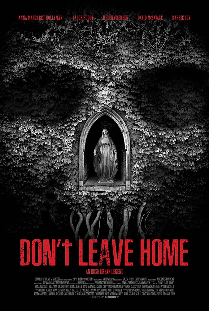 Don't Leave Home (2018) full hd Dual Audio Hindi 480p WebRip 300MB