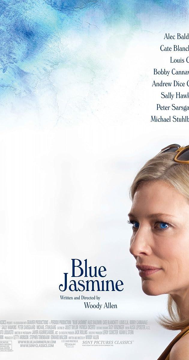 Subtitle of Blue Jasmine