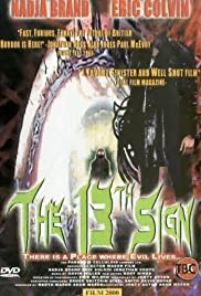 The 13th Sign(2000) Poster - Movie Forum, Cast, Reviews