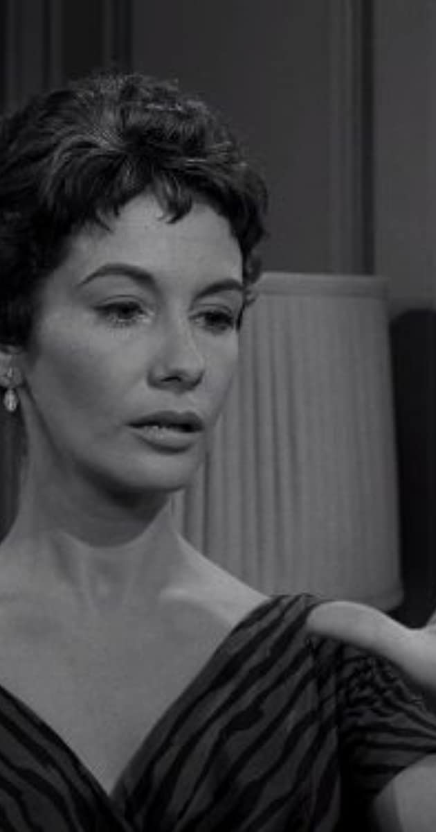 Looking Back Actress Maggie Mcnamara >> The Twilight Zone Ring A Ding Girl Tv Episode 1963 Imdb
