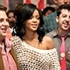 Jonah Hill, Rihanna, and Christopher Mintz-Plasse in This Is the End (2013)