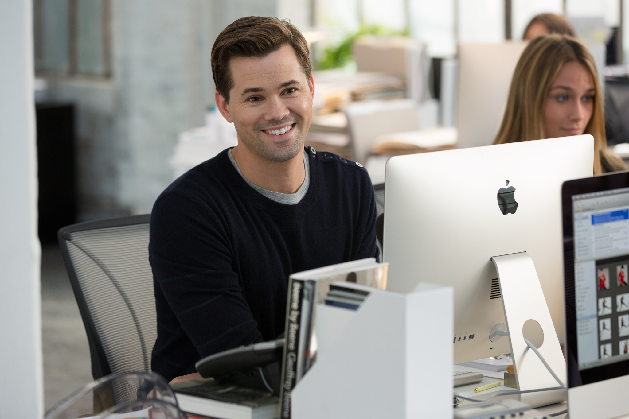 Andrew Rannells in The Intern (2015)